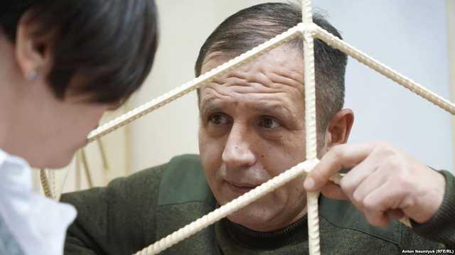 Українському політв'язню Балуху обмежили доступ до власної справи