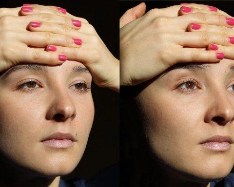 Ці вправи зменшують зморшки на обличчі