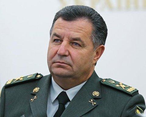 Полторак озвучив переможний варіант для України
