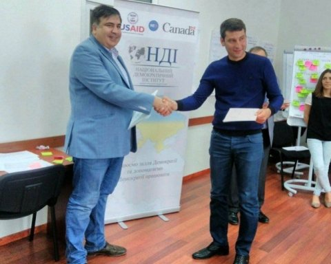 Соратник Саакашвили арестован на 60 суток