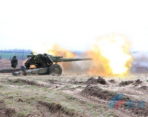 »Психика сдает»: боевики обстреляли мирное село на Луганщине