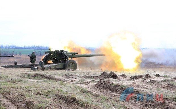 """""""Психіка здає"""": бойовики обстріляли мирне село на Луганщині"""