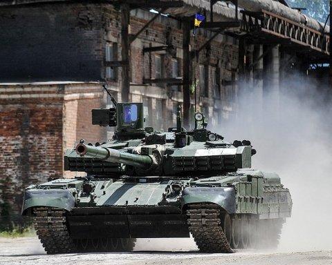 Быстрый и мощный: украинцам показали лучший танк для АТО