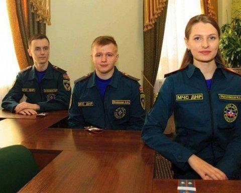 Поехали в фейковую «ДНР»: украинцам показали курсантов-предателей