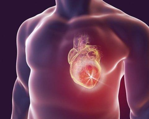 Назвали сім ознак майбутніх проблем із серцем