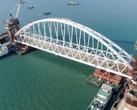 """Керченський міст: експерт розповів, що слід зробити з """"будівництвом століття"""""""