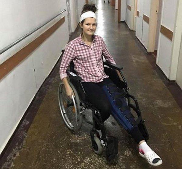 Харківська трагедія: останню постраждалу виписали з лікарні додому