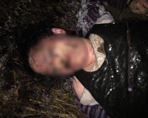 Жуткая находка: труп молодой девушки нашли в лесу под Киевом