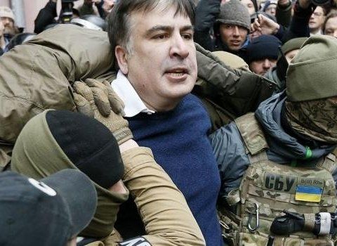 Стало известно, по чьему «заказу» задержали Саакашвили