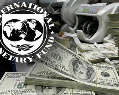 Соседи Украины отказались от транша МВФ