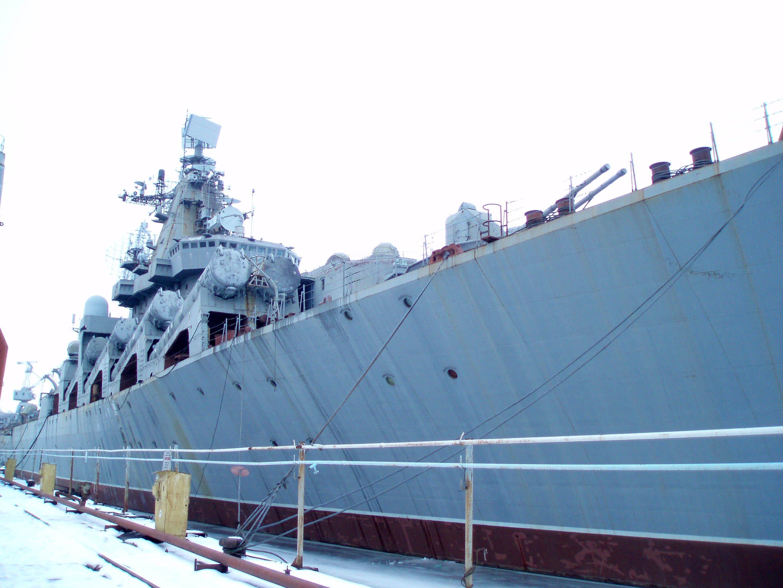 Специалист разъяснил, почему Киев отказался открейсера «Украина»