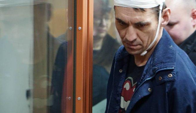МВД Украины: захвативший заложников вХарькове мучился психологическими отклонениями