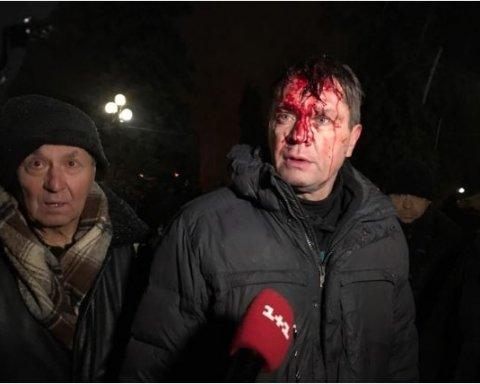 Штурм активістів під ВР: поліція офіційно прокоментувала ситуацію