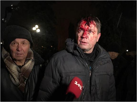 Штурм активистов под ВР: полиция официально прокомментировала ситуацию