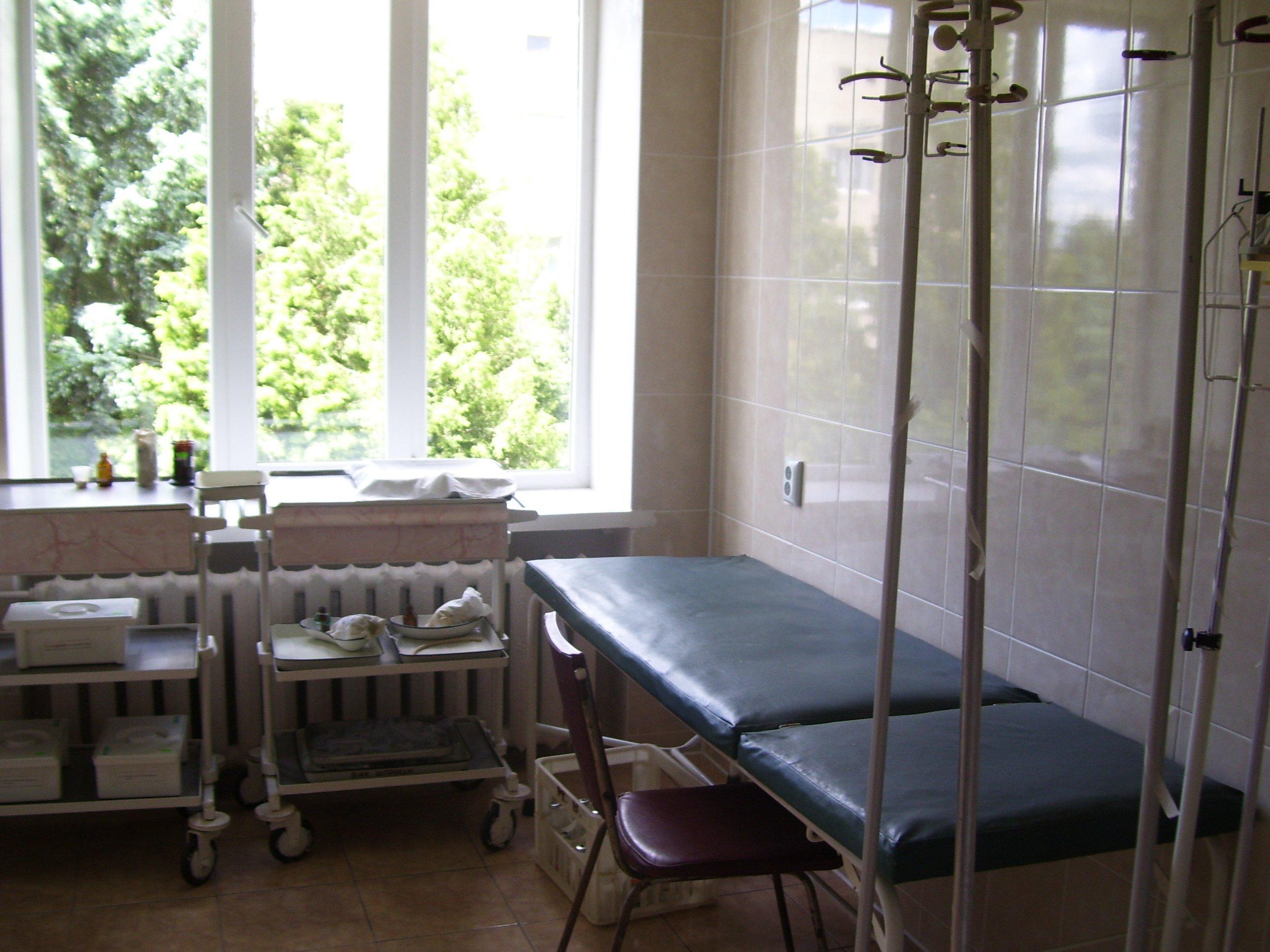 У Києві із лікарні загадково зник пацієнт