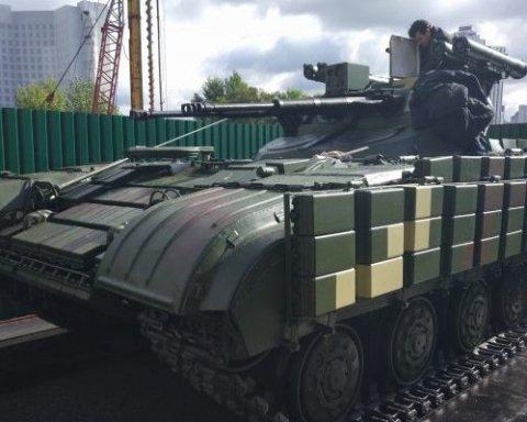 "Точна і потужна: українцям показали бойову машину ""Страж"""