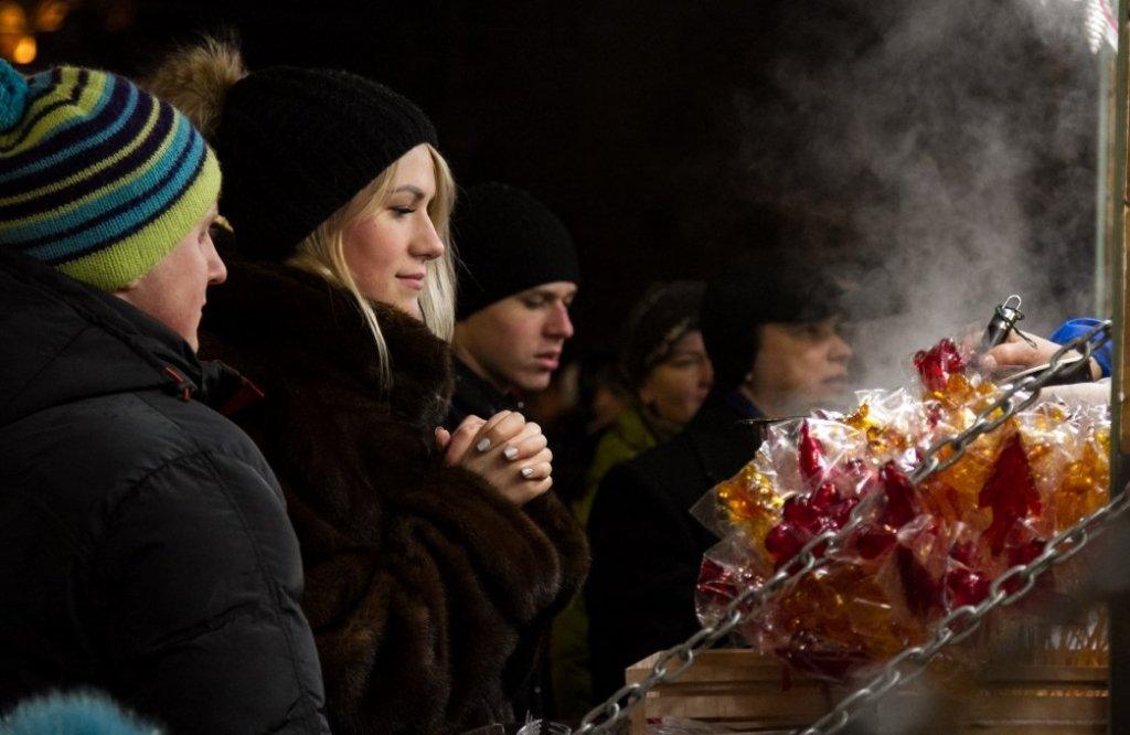 Христиане западного обряда празднуют Сочельник
