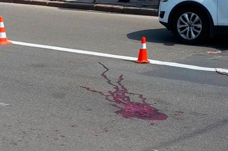 Страшное ДТП под Харьковом: пешеход скончался по дороге в больницу
