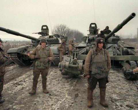 Звірства росіян у Чечні показали у мережі (відео)