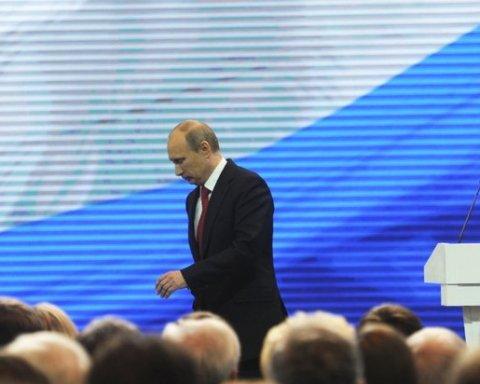 Обвал рейтинга Путина: в России все четко объяснили