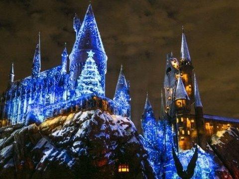 Бажаючі можуть зустріти Різдво у Хогвартсі
