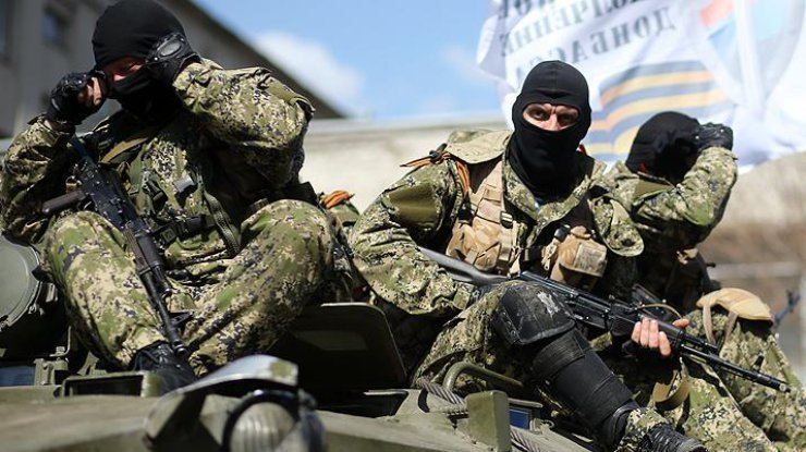 Масове дезертирство бойовиків фіксують на Донбасі