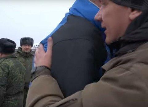 """В ОБСЄ пояснили """"обійми"""" спостерігача і бойовика"""