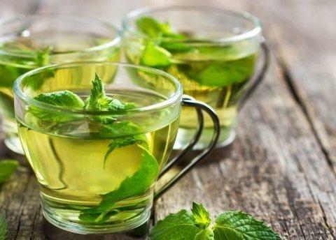 Як зелений чай може зміцнити організм