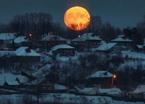 """""""Місячне затемнення 31 січня"""": чого сьогодні робити категорично не варто"""