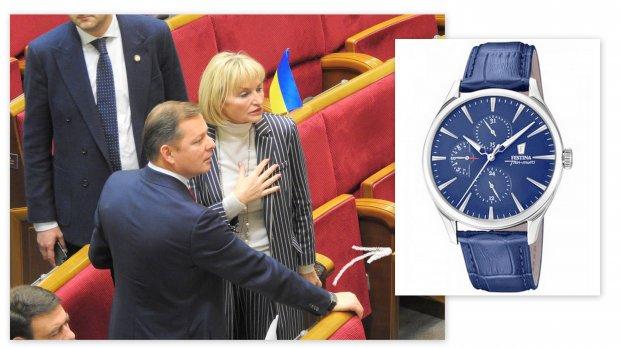Куртка за 42 тысячи и дорогая обувь: как Ляшко «поддерживает» украинского производителя