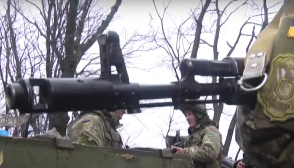 Бійці ЗСУ взяли під контроль ще один населений пункт на Донбасі