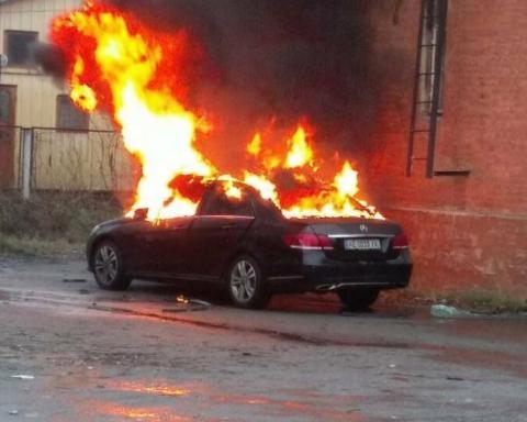 Підрив авто прокурора у Дніпрі: у мережі з'явилося нове відео