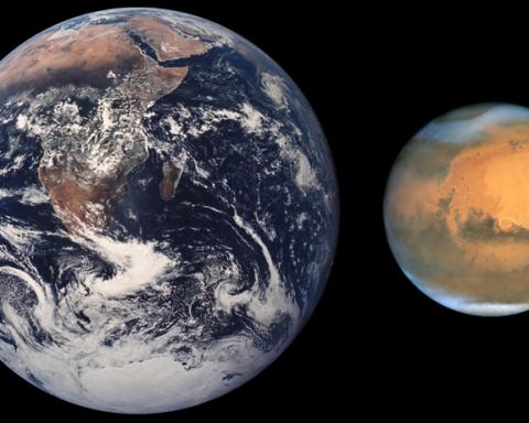 NASA рассказало, чем опасно путешествие на Марс