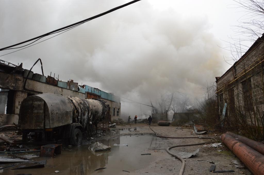 Руйнівний вибух на українському заводі: стали відомі подробиці