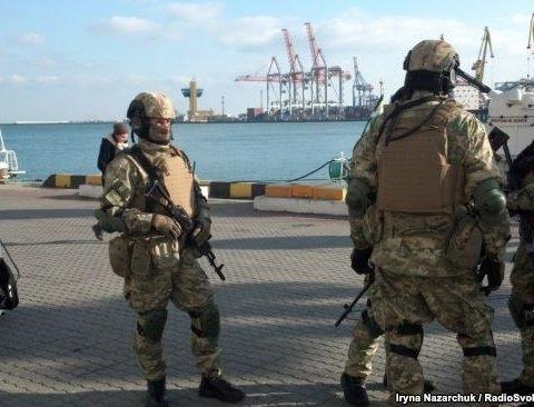 США передали українським морським прикордонникам нове обладнання