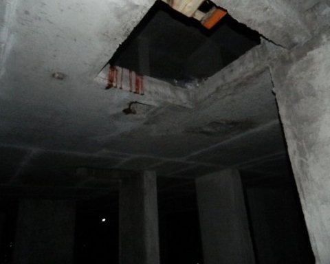 Жуткое падение: строитель упал с 25-го этажа в Киеве