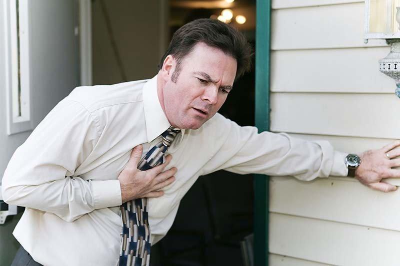 Медики назвали вісім ознак серцевого нападу