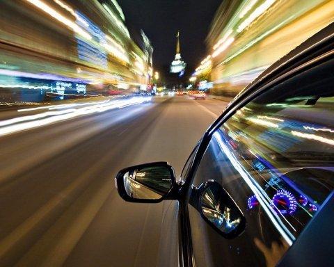 Появилось видео голливудской погони за нетрезвым водителем в Харькове