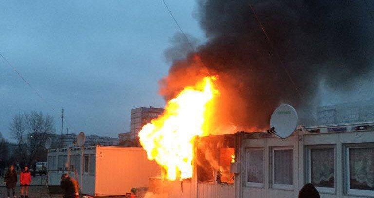 Вогняне пекло у містечку для переселенців: загинула 2-річна дитина