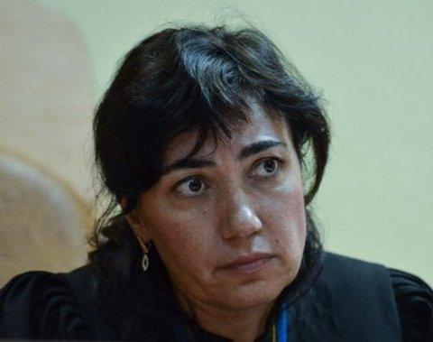 Дело Саакашвили: что известно о скандальной судье