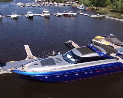 От 2 до 21 миллионов: как «VIP-ы» плавают на дорогих яхтах