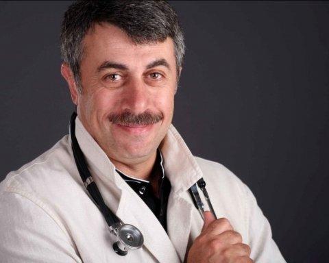Доктор Комаровський сказав, чи хоче він бути міністром після виборів