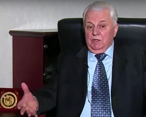 Кравчук озвучив терміни повернення Донбасу Україні