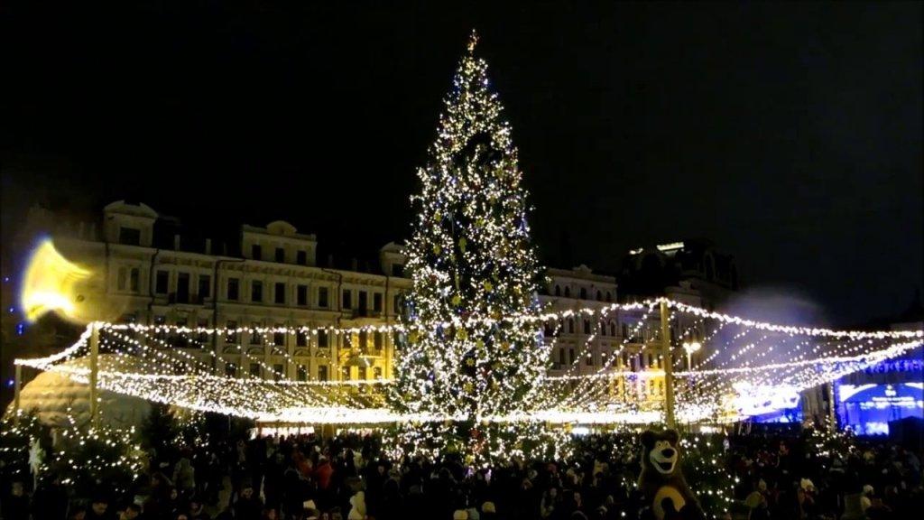 Новий рік і Різдво у столиці: коли і куди варто сходити киянам (програма)