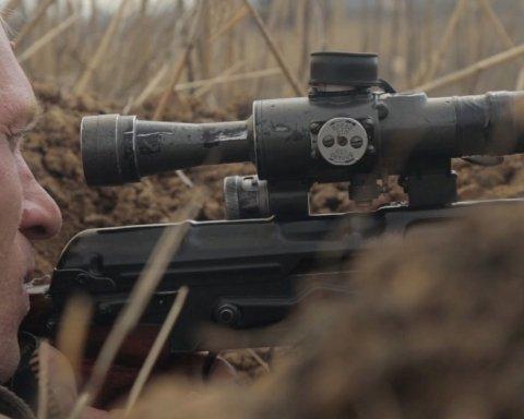 Как российские «воры в законе» приезжают на Донбасс охотиться на живых людей (видео)