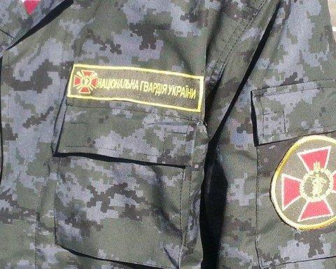 Чиновника Нацгвардии, при котором украли имущества на 2 млн, амнистировали