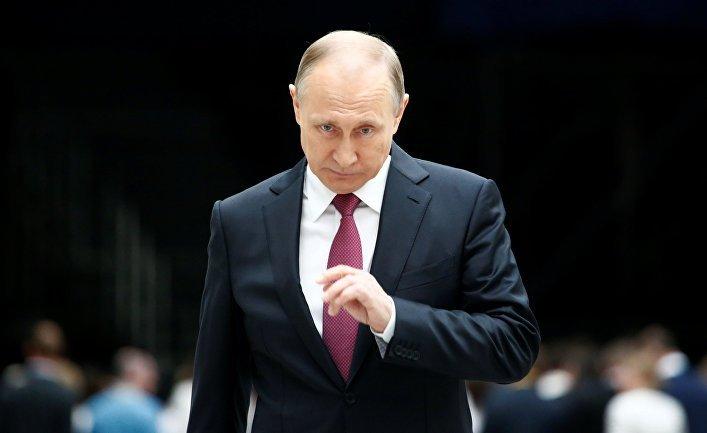 »Самоубийство» Путина предрекают в России