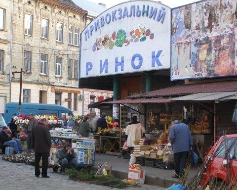 Во Львове хотят снести рынок «Привокзальный»: стали известны подробности