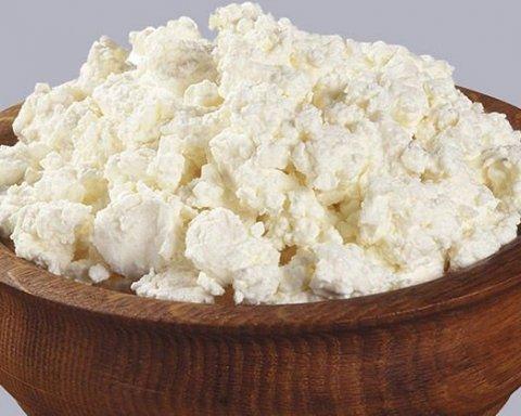 Сыр творог