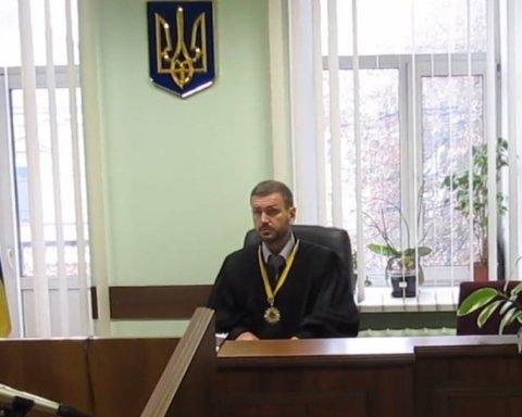 суддя Олег Васильченко